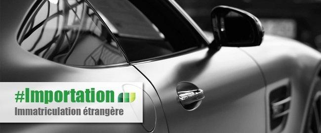 La vigilance lors de l'achat de véhicule d'occasion importée