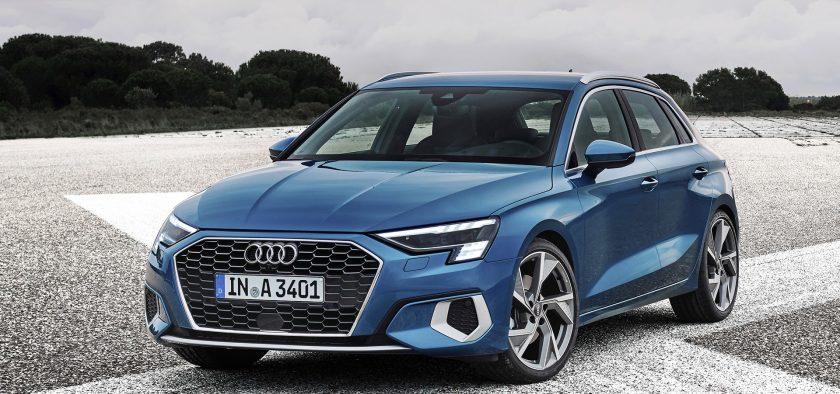 Certificat de conformité européen CoC Audi