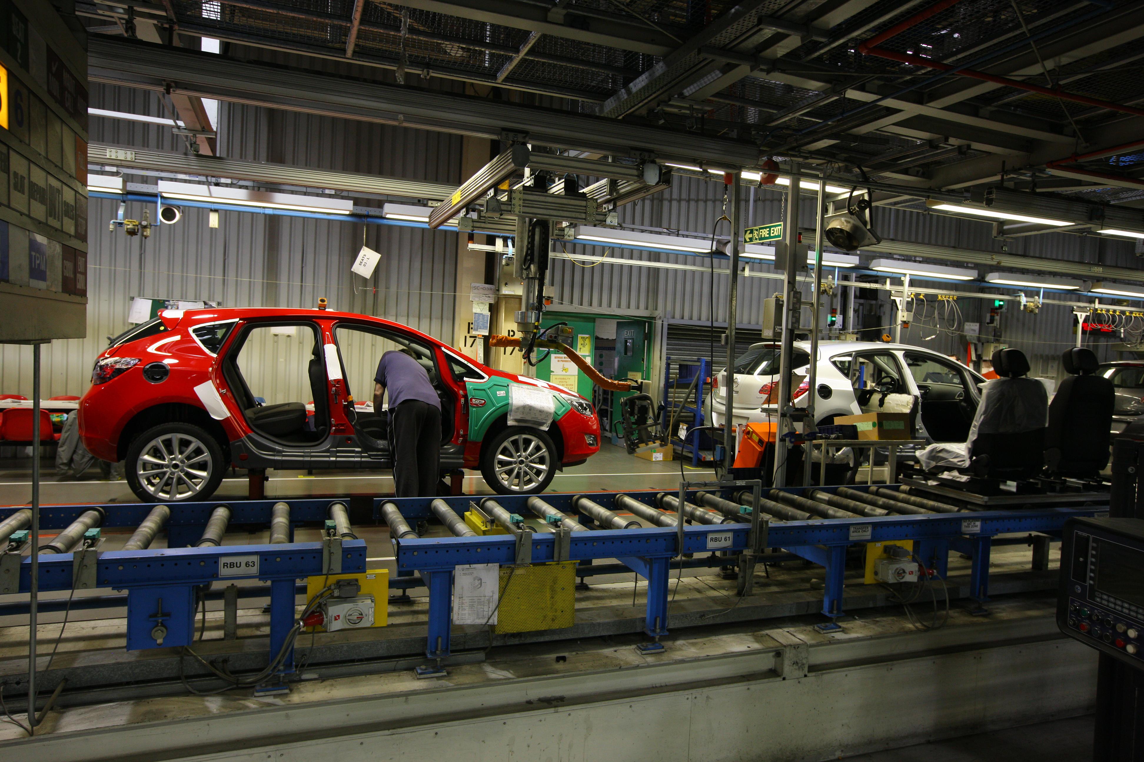Marque Vauxhall et Certificat de Conformité Vauxhall